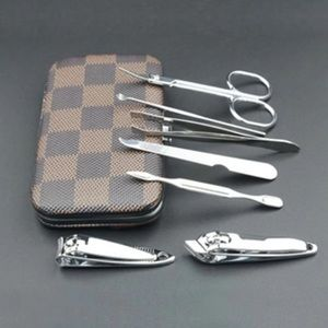 Travel size nail care set